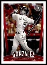 2017 Honus Bonus Fantasy Baseball #136 Carlos Gonzalez ROCKIES NM-MT *253