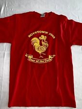 boystown year of the cock T-shirt Gay Queer Parade Medium Chinese