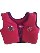 Speedo Swim vest Swimming Aid flotation sea squad Age 2-4