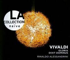 Vivaldi: Gloria; Dixit Dominus (CD, Aug-2013, Na‹ve (Label))