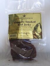 Smoked Beef Jerky from Gourmet Smoked Meats of Texas Original flavor