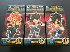 Dragon Ball Super Heroes World Collectable Figure WCF Vol.3 3 Sets Japan