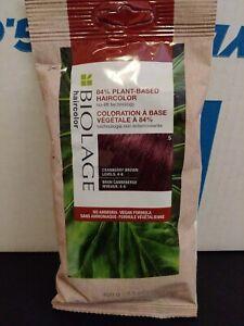 Matrix Biolage Plant Based No Lift Ammonia Free Haircolor Cranberry Brown