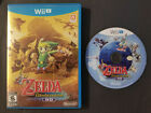 Legend of Zelda: The Wind Waker HD Limited Edition - Nintendo Wii U 2013, CIB