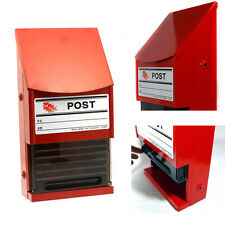 High Quality SENSE Wall Mounted Post Letter Mailbox Postbox, Made in Korea