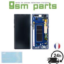 Ecran LCD Bleu Original Samsung Galaxy Note 8 Sm-n950f