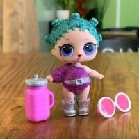 LOL Surprise Dolls Glitter Series 2 Cosmic Queen Glitter GIRL GIFT TOYS SDUK