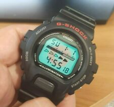 Vintage Casio DW-6600 FoxFire LCD G-Shock watch Fox Fire