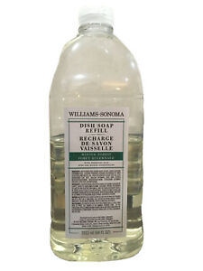 Williams Sonoma Winter Forest Dish Soap Refill 42.8oz  HTF Not Tested On Animals