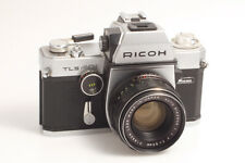 Ricoh TLS401 SLR mit Auto Rikenon 1:1,7 f=50mm Made in Japan
