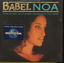NOA CD SINGLE BABEL