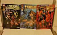Witchblade Destiny's Child #1 2 3 Complete Image Top Cow Comics Lot NM-