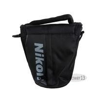 Waterproof Camera Case Bag with rain cover for Nikon D7000 D5100 D3100 D90 D60