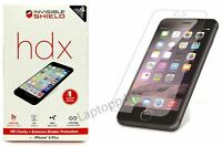 100% Genuine ZAGG InvisibleShield HDX Screen Protector For iPhone 6 Plus New
