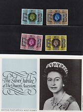 Stamps. G.B. Presentation Pack. Queen's Silver Jubilee.1977.