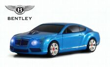 Bentley Continental GT Wireless Car Mouse Blue-Licensed - IDEAL MEN'S GIFT