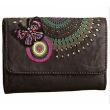 Desigual Authentic Women's Mone Rueda Wallet