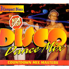 Non Stop Disco Mix (3 CD Set) Countdown Mix Masters Canada Import