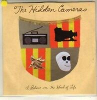 (CP716) The Hidden Cameras, I Believe In The Good Of Life - 2004 DJ CD
