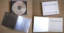NEW ORDER BROTHERHOOD rare CD Metallic Foil artwork ELECTRO rOCK gOTH New wave