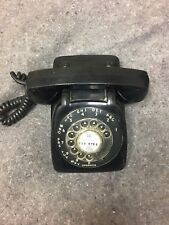 Vintage Automatic Electric Rotary Desk Phone Telephone