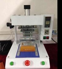 Hot Press Frame Machine Front Bezel Middle fix Install fixture for iPhone 4 5 5s