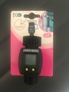 Jardibric - Compteur de débit d'eau