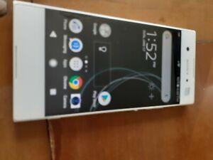 Sony Xperia XA1 - White - DUAL SIMS 32GB (UNLOCKED) G3112