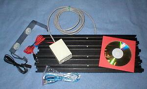 "Auto World15"" SLOT CAR TRACK  4LANE USB Lap Timer SYSTEM 100% plug and play !!"