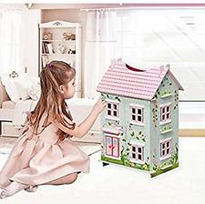 NEW Teamson Kids Sweet Pea Cottage Dollhouse
