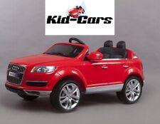 Kinderauto elektrisch Kinderfahrzeug Audi Q7 große Version 1,31m 2x 45Watt SUV