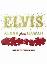 Elvis Presley DVD Aloha From Hawaii Deluxe Edition 2 Disc Set 2004