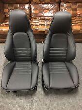 Porsche Sport Seats 911 Recaros 930 Black