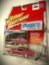 """Johnny Lightning """"Mopar or No Car"""" 1966 Dodge Charger *New*"""