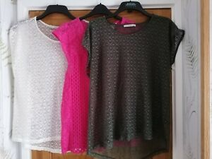 Bundle Womens Size 14 Summer Tops