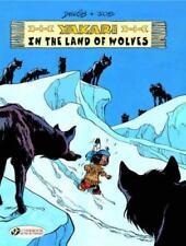Yakari in the Land of Wolves PAR JOB Livre de poche 9781905460298 NEUF
