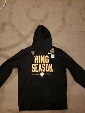 Nike Clemson Tigers National Champion Ring Season Hoodie sz Lg