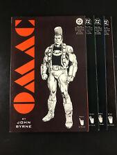 Omac 1 2 3 4 Complete Mini Series DC 1991 John Byrne F2