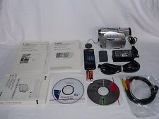 Canon ZR65 ZR 65 MC MiniDv Mini Dv Stereo Camcorder VCR Player Video Transfer