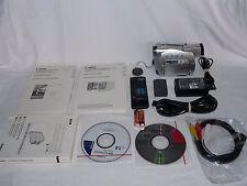 Canon ZR65 ZR 65 MC MiniDv Mini Dv Stereo Camcorder VCR Player Video Transfer