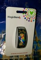 Disney ENCHANTED TIKI ROOM JOSE BLACK Magic Band 2.0 Magicband Parks New