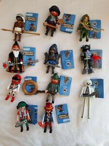 Playmobil Figures Boys Serie 10 (6840) - Figuren zum auswählen