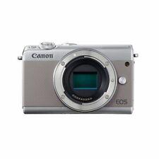 Near Mint! Canon EOS M100 Body Gray - 1 year warranty