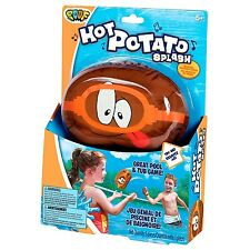 Poof Hot Potato Splash Pool Game, Play it in Pool, Lake, Bathtub For Ages 5+ Kid