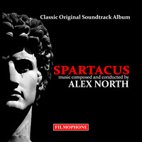 Spartacus (Classic Original Film Soundtrack Album) by Alex North New Music CD
