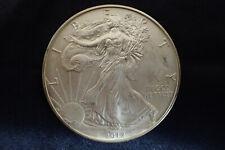 2012 - 1 Oz. Fine Silver Walking Liberty Dollar Coin, American Eagle Un