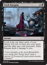 MTG x4 Dark Bargain Dominaria Common Black NM/M Magic the Gathering