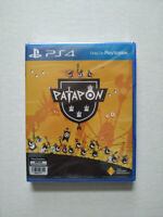 PATAPON REMASTERED Playstation PS4 2017 English Factory Sealed