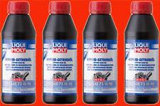 4 Liter PE-Dose (1L=9,38€) LIQUI MOLY Hypoid-Getriebeöl GL4/5 TDL SAE 75W-90 Oel