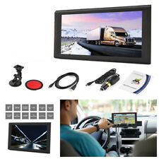 Car GPS Tablet Navigation Spoken Turn-By-Turn Directions& Speed Limited Displays